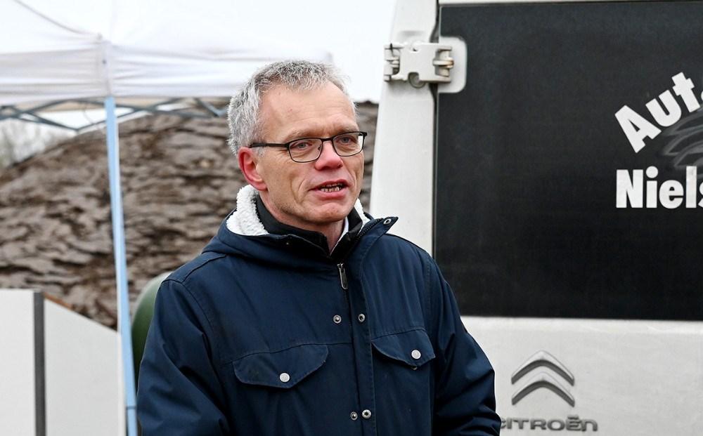 Claus Felby, SVP Biotech, Novo Nordisk Fonden. Foto: Jens Nielsen