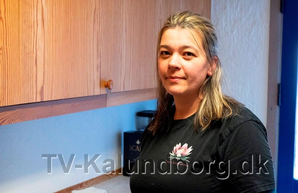 Gitte Martinsen, indehaver af Gittes Borgerservice. Foto: Jens Nielsen
