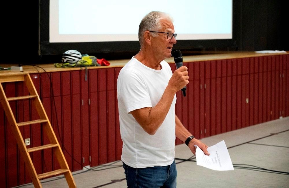 Kjeld Christensen har været tovholder for aktionsgruppen. Foto: Jens Nielsen