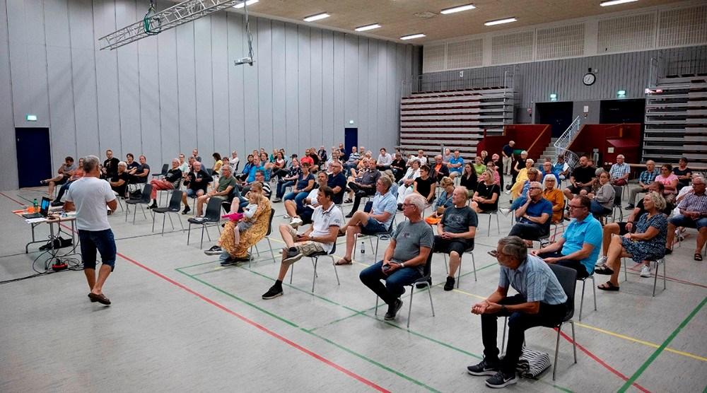 Stor interesse for Få det fikset afstemning. Foto: Jens Nielsen