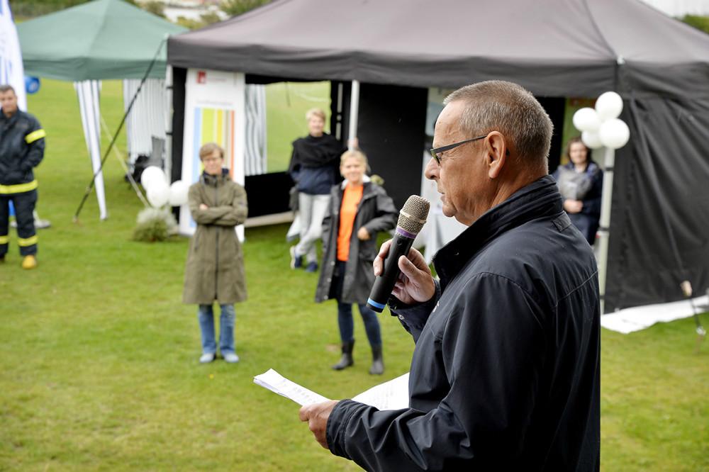 Formand for Kultur- og Fritidsudvalget Ole Glahn. Foto: Jens NIelsen