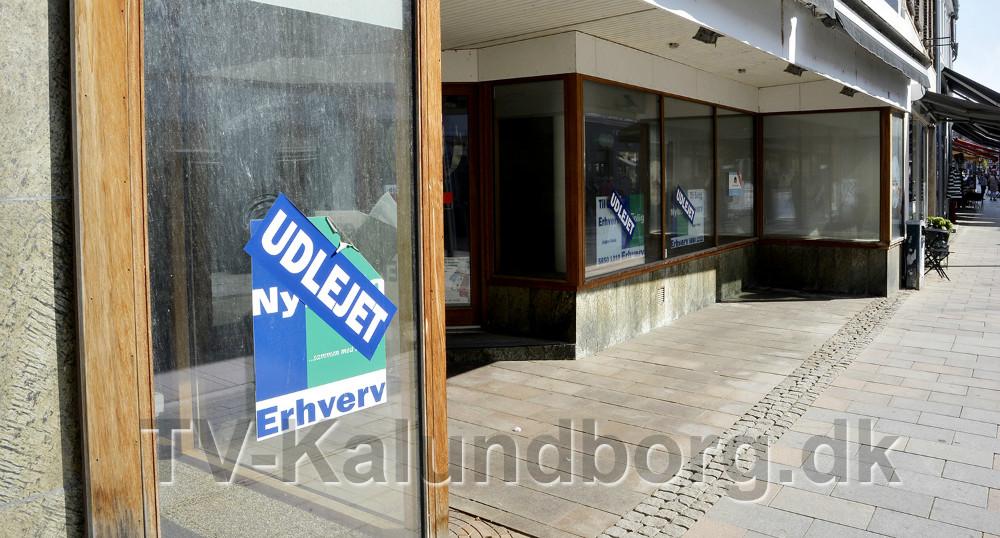 Kordilgade 37 i Kalundborg er udlejet til en Only butik. Foto: Jens Nielsen