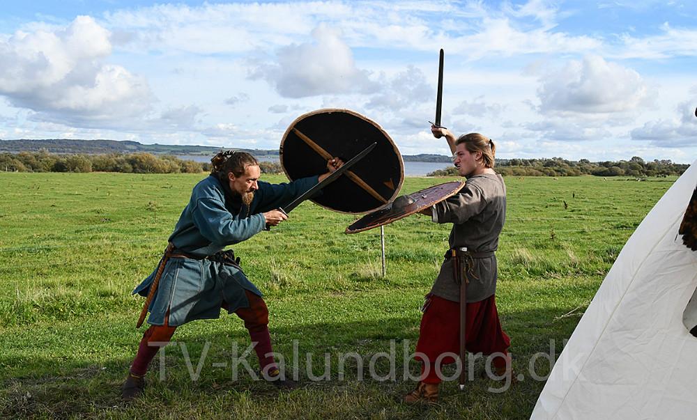 Weekenden den 5./6. oktober fejrerTissø Vinkingemarked 10 års jubilæum.