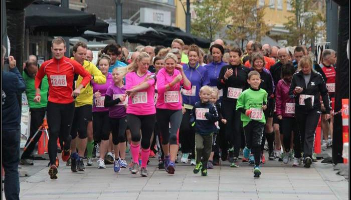 TV-kalundborg - Er du klar til Støt Brysterne Løb?