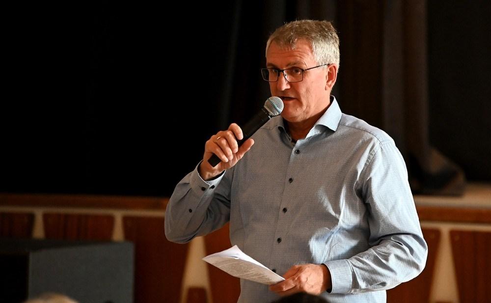 Søren Ole Sørensen, direktør i Kalundborg Kommune. Foto: Jens Nielsen