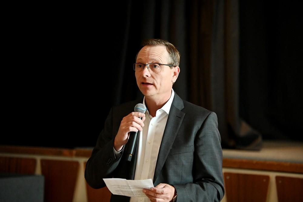Peter Jacobsen, formand for Ældre- og Sundhedsudvalget i Kalundborg Kommune. Foto: Jens Nielsen