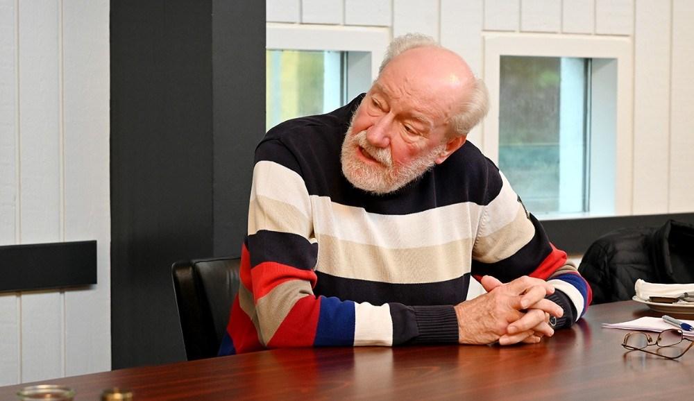 Richard Poulsen, Juvi Klubben. Foto: Jens Nielsen