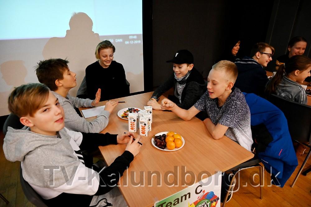 Koncentration inden start. Foto: Jens Nielsen