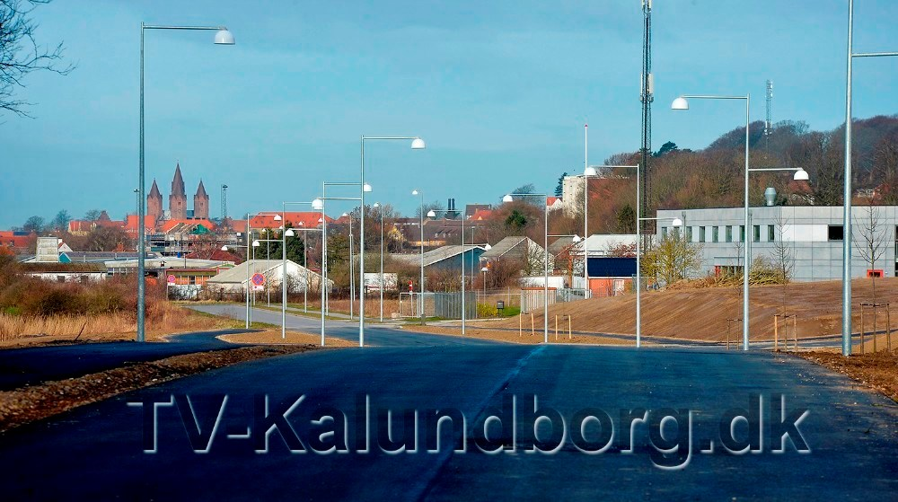 Vejen fra Stejlhøj og til Rynkevangen skal have et navn. Foto: Jens Nielsen