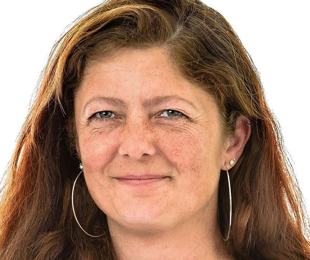 Formand for SF Kalundborg, Kristina Püschl