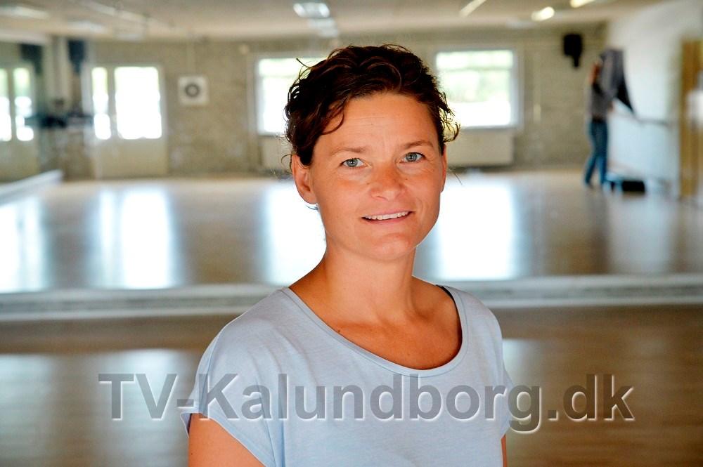 fysioterapeut Pernille Skovsgaard. Foto: Jens Nielsen