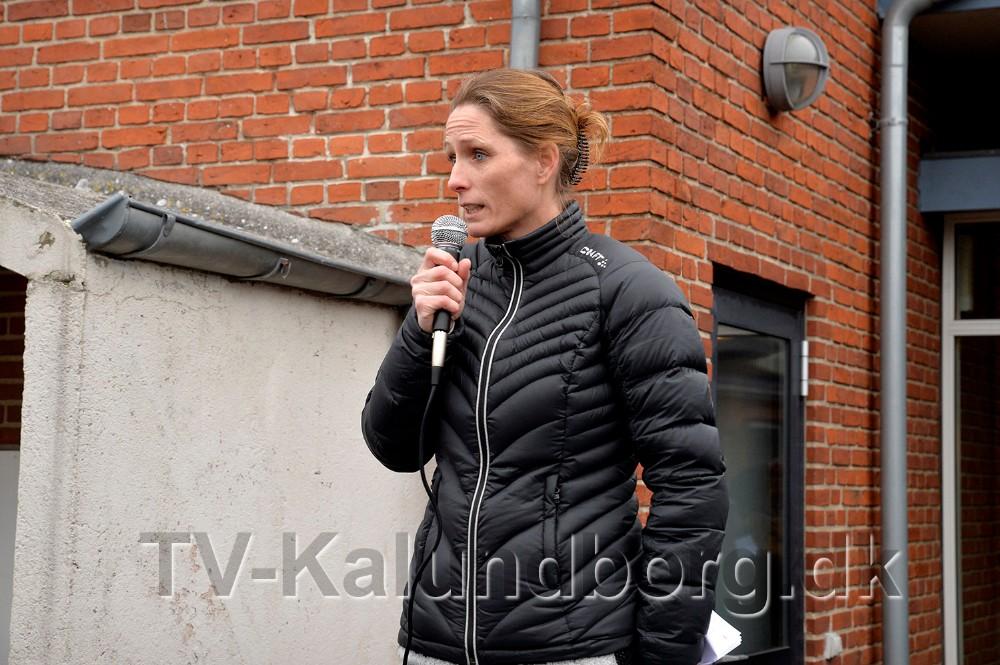 Trine Hjortebjærg Mortensen, viceskoleleder Hvidebækskolen. Foto: Jens Nielsen