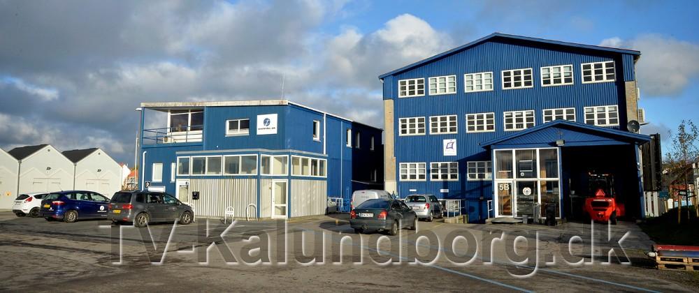 Kalundborg Kommune har købt bygningerne ved havneparken og nu bliver de til et nyt kulturhus. Foto: Jens Nielsen
