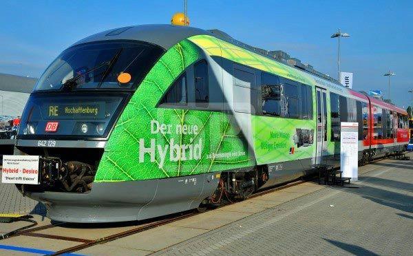 Hybridtog i Tyskland