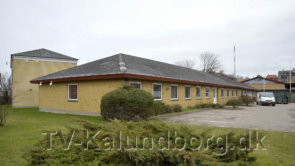 Tidligere var der sprogcenter i bygningerne, nu omdannes de til hotellejligheder. Foto: Jens Nielsen