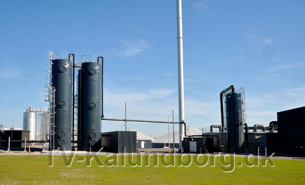 Kalundborg Bioenergi. Foto: Jens Nielsen