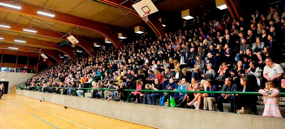 Stor Fest plejer at samle mere end 1000 deltagere. Nuer den udsat. Arkivfoto: Jens Nielsen