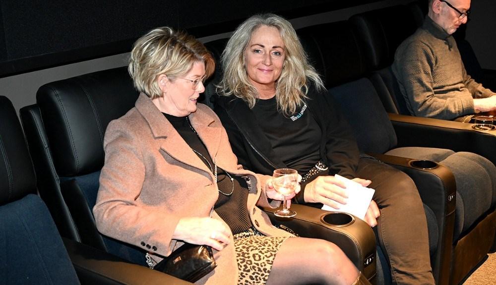 Biografejer Annette Sønder Nielsen er med rette stolt af resultatet. Foto: Jens Nielsen