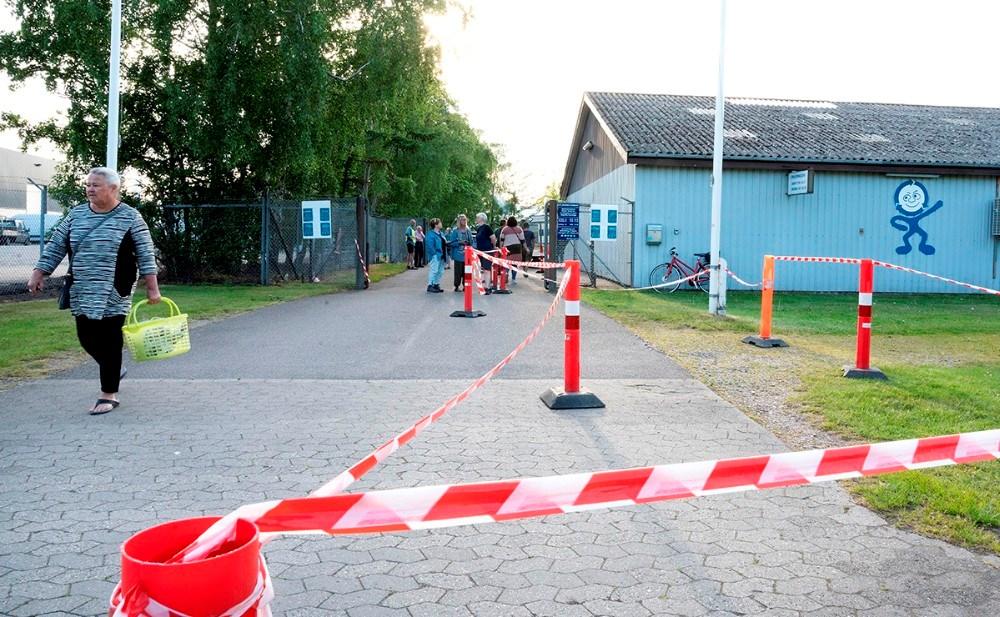 Tirsdag d. 16. marts åbner Spildopmagerne igen på Langagervej. Arkivfoto: Jens Nielsen