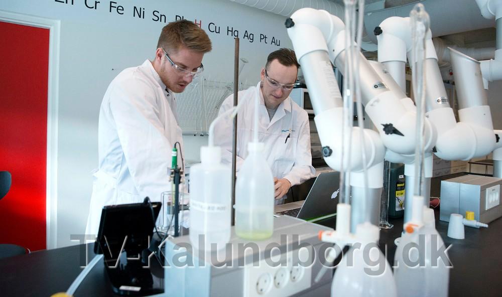 Rekordmange vil studere i Kalundborg. Arkivfoto: Jens Nielsen