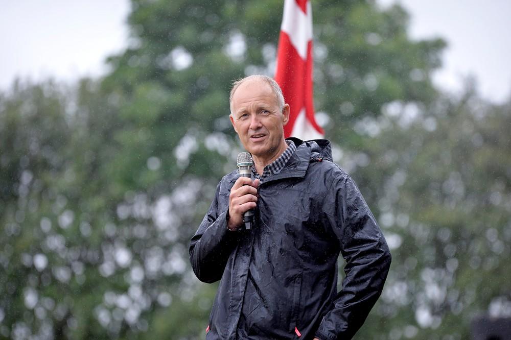 Borgmester Martin Damm. Foto: Jens Nielsen
