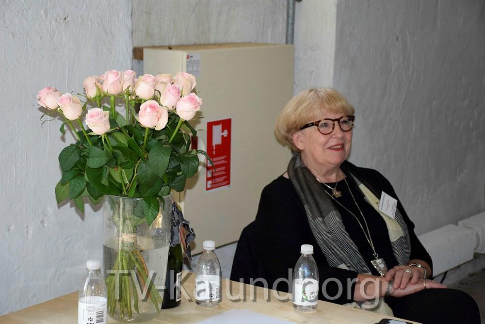 Susanne Weihe, der står bag projektet. Foto: Gitte Korsgaard