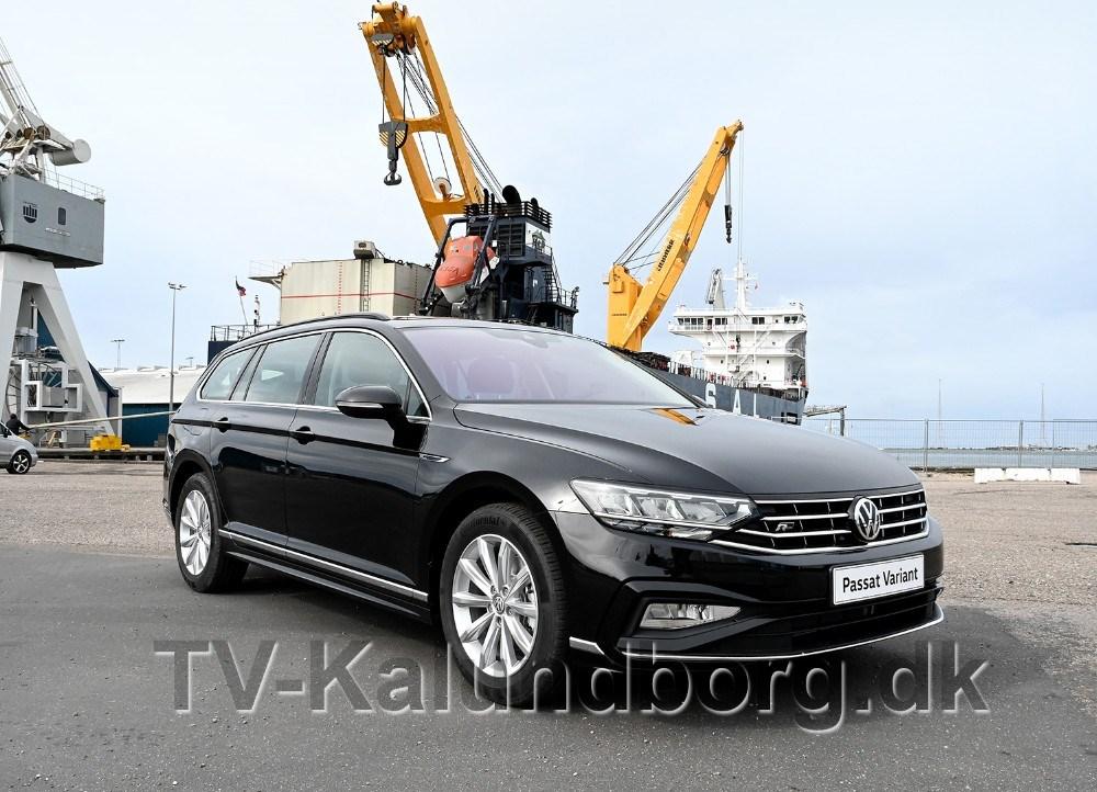 Volkswagen Kalundborg præsenterer den helt nye Passat i den kommende weekend d. 14. og 15. september. Foto: Jens Nielsen