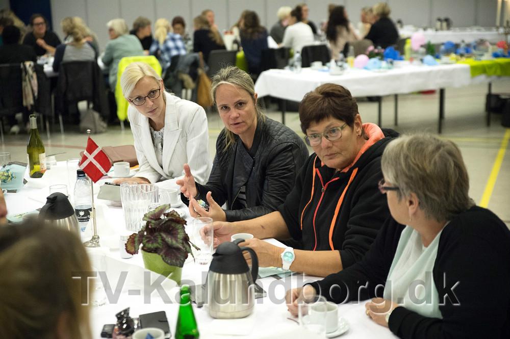 100 medarbejdere fra IP Nord var inviteret til temadag om det gode og værdige ældreliv. Foto: Jens Nielsen