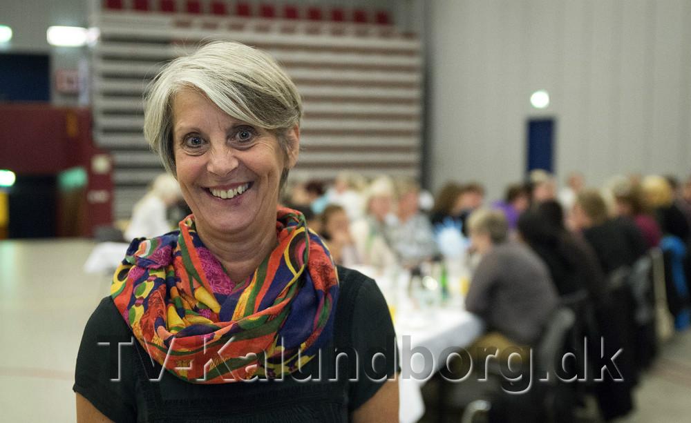 Karin Graff Gergelyffy, der er områdechef for IP Nord under Kalundborg Kommune. Foto: Jens Nielsen