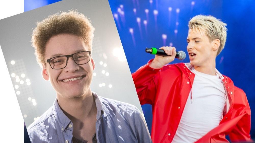 De to stjerner fra X Factor er på scenen i Juvi Klubben d. 24. oktober.