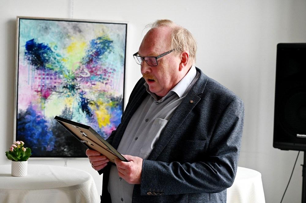 Næstformand for Venstre i Gørlev, Dan Hansen. Foto: Jens Nielsen