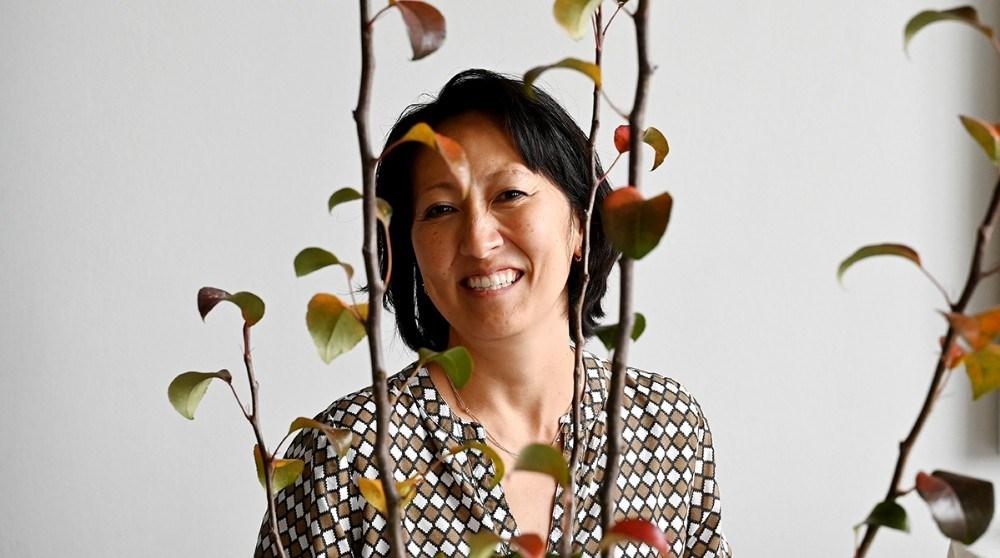 Lulu Harms Larsen fra Den Gamle Sukkerfabrik i Gørlev, fik fredag eftermiddag overrakt Venstres Initiativpris 2020. Foto: Jens Nielsen