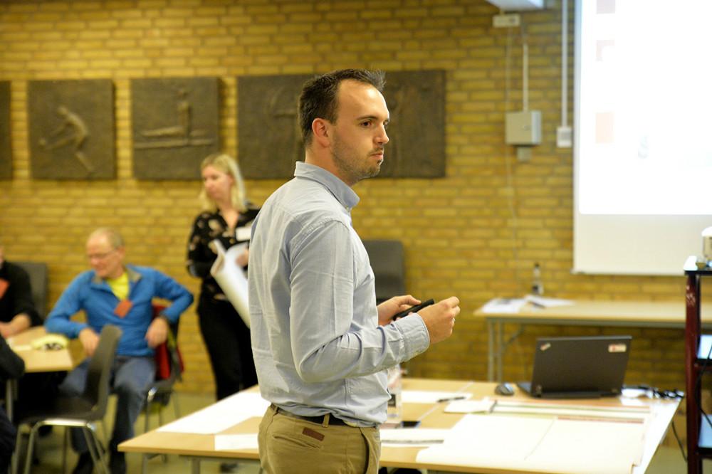 Foreningskonsulent Anders Hørberg. Foto: Jens Nielsen