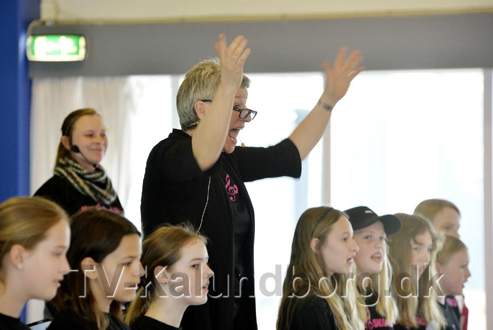 Astrid Christensen, korleder Musisk Skole. Foto: Jens Nielsen