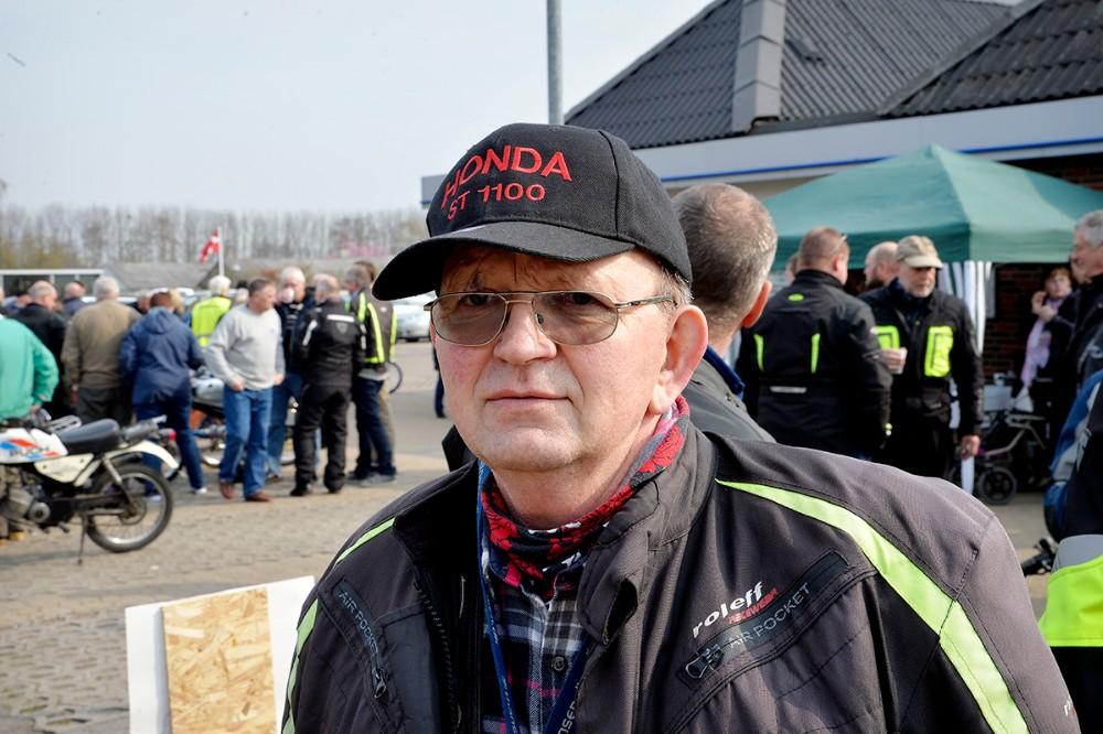 Niels Kristiansen, Svebølle. Foto: Jens Nielsen