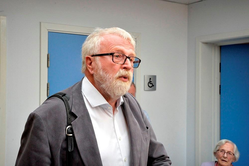 Jørgen T. Madsen. Foto: Jens Nielsen