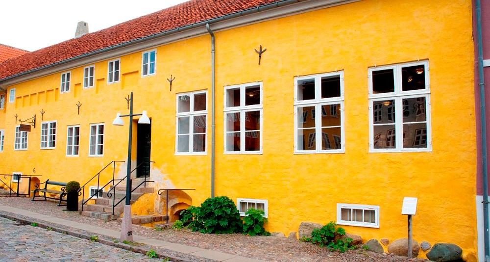 Bispegården i Kalundborg. Arkivfoto: Jens Nielsen.