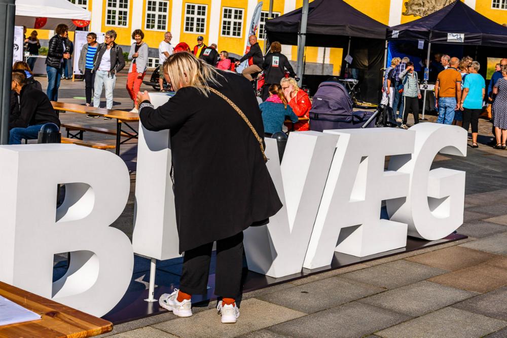 BEVÆG Festivalen er godt i gang. Foto: Ole Agerbæk.