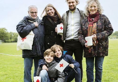 Røde Kors mangler indsamlere i Kalundborg