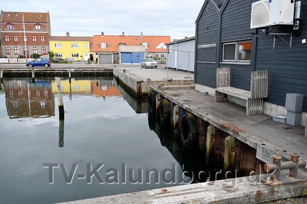 Forbi Asgers Fisk og hele kajen langs Vestre Havnevej bliver også renoveret nu. Foto: Jens Nielsen