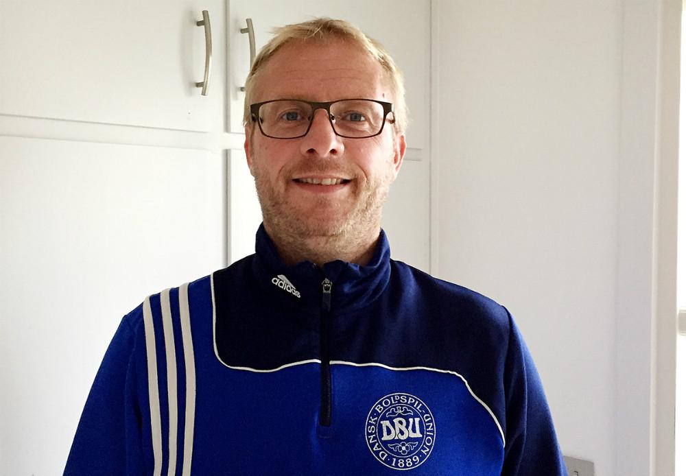 Søren Nielsen, Høng Gymnastikforening