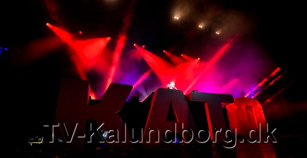 Kato er et af de to første navne som er klar til Kalundborg Rock´er 2019. Foto: Jens Nielsen