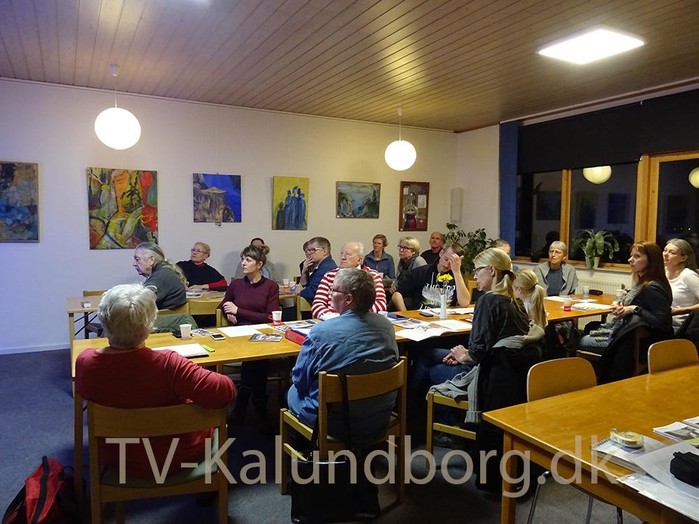 Informationsmøde om frivilligenetværksfamilier