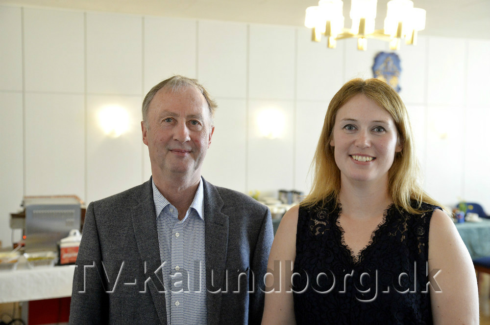 Terkel og Janni Falster. Foto: Jens Nielsen