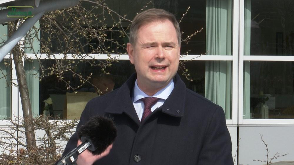 Finansminister Nicolai Wammen. Foto: Jens Nielsen