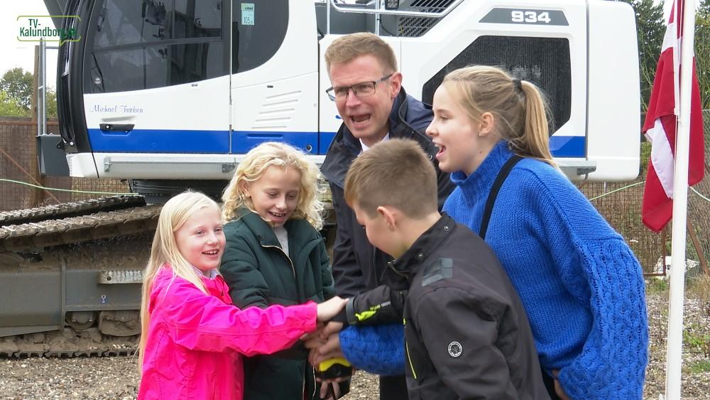 Transportministren indviede 2. etape af Kalundborgmotorvejen. Foto: Jens Nielsen