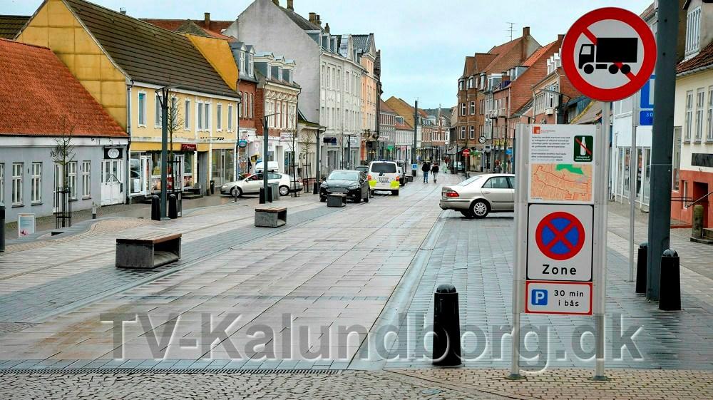 Øen i Kalundborg skal ændres til en bypark. Foto: Jens Nielsen