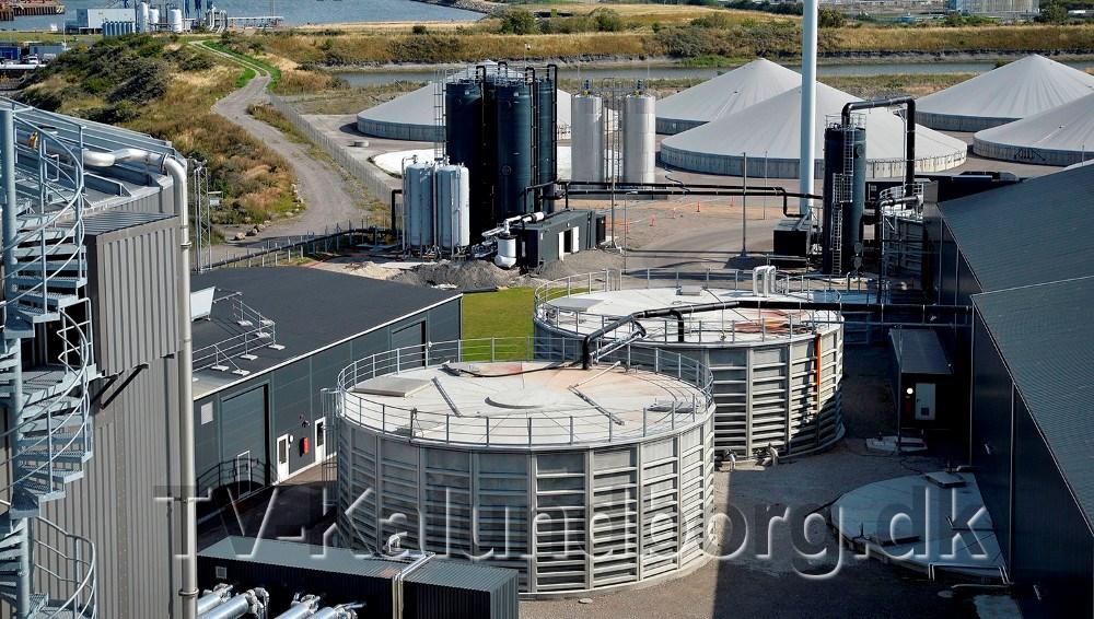 Kalundborg Bioenergi er nu en del af Kalundborg Symbiosen. Arkivfoto: Jens Nielsen