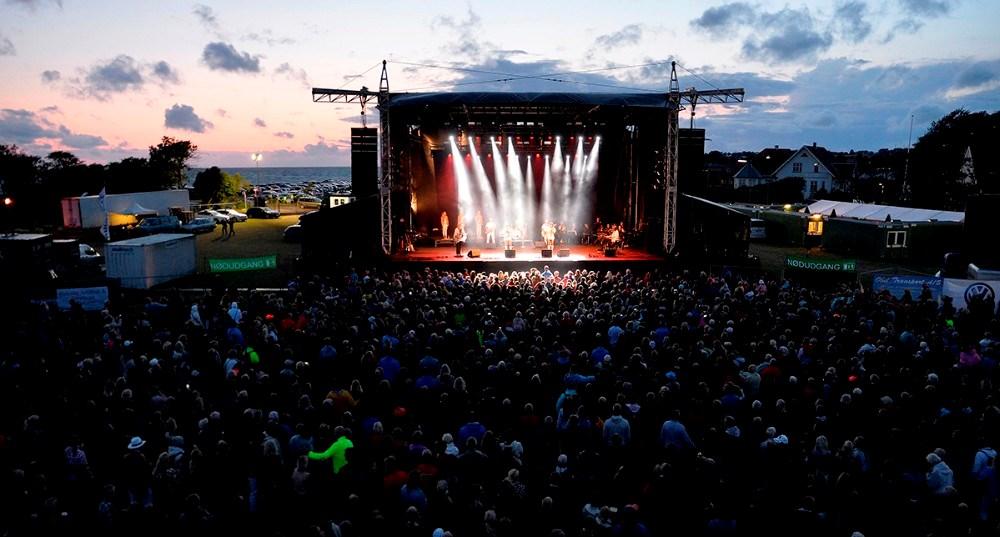 Måske en Kalundborg Rock´er i light version først i september. Arkivfoto: Jens Nielsen