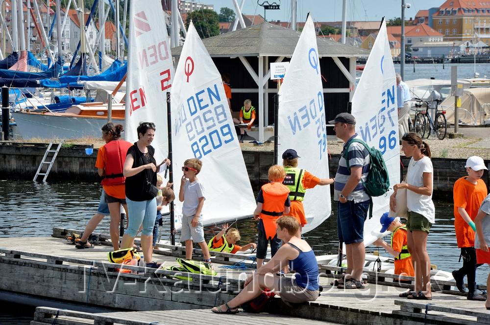 Lørdag den 25. maj afholdes der Havnens Dag i Kalundborg. Foto: Jens Nielsen